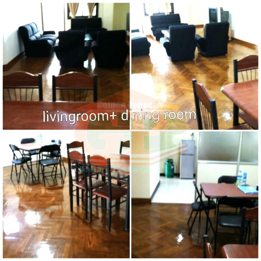 ** Ocean Condo For Rent In Mayangone Township